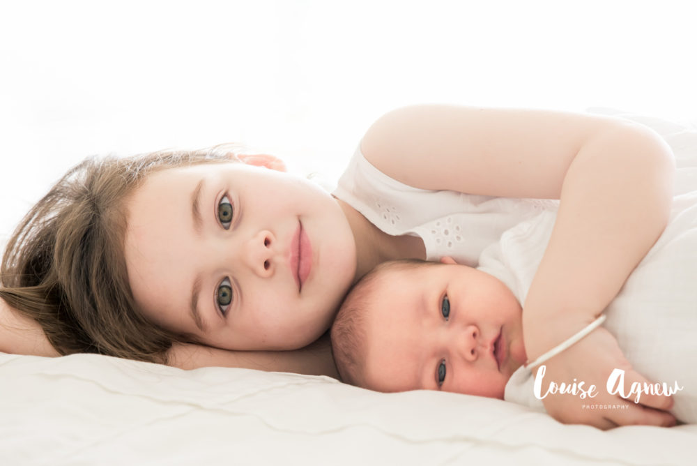Louise Agnew Mount Gambier Newborn Photographer Portrait Lifestyle Family Photographer Siblings Baby