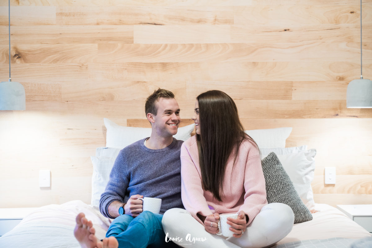 engagement photographer louise agnew mount gambier