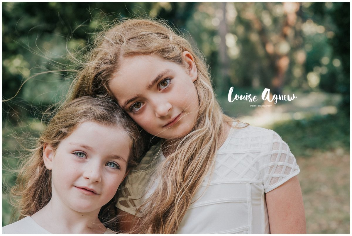 Louise Agnew Photography sisters siblings lifestyle dreamy